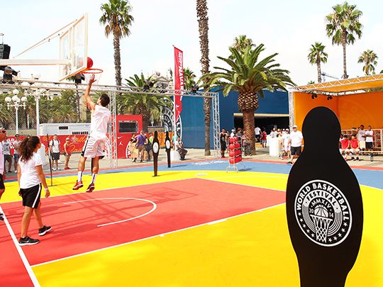 658105766c6e nike world basketball festival - onedotzero