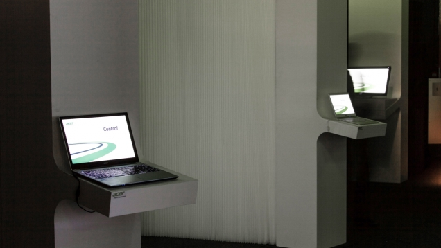 acer tactile exhibition