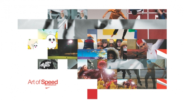 nike art of speed
