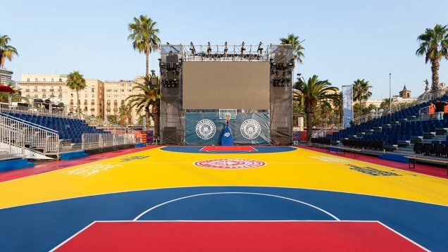 nike world basketball festival